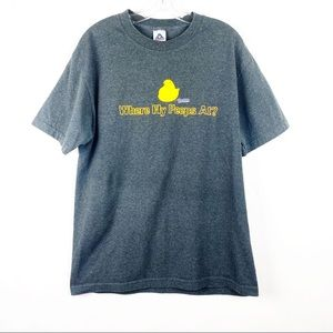 4 for $20 SALE Where My Peeps At Tshirt